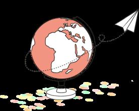VOYAGE Un Monde Confetti Blog Mariage