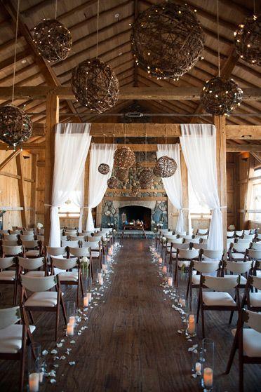 salle,mariage,hiver,un,monde,confetti