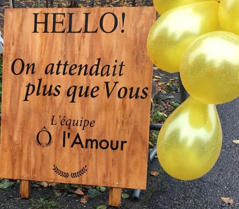 Salon O l'Amour